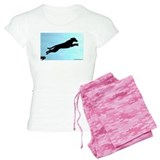 Dock Jumping Labrador Dog Pajamas