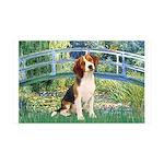 Bridge & Beagle 35x21 Wall Decal