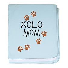 Xolo Mom baby blanket