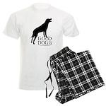 Good Dogs Men's Light Pajamas