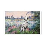 Seine / Dalmatian #1 20x12 Wall Decal
