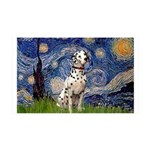 Starry /Dalmatian 35x21 Wall Decal
