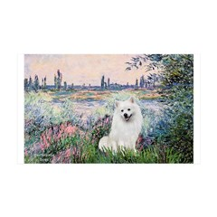 Seine / Eskimo Spitz #1 35x21 Wall Decal