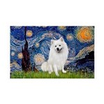 Starry / Eskimo Spitz #1 35x21 Wall Decal