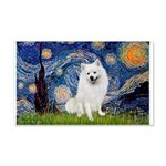 Starry / Eskimo Spitz #1 20x12 Wall Decal
