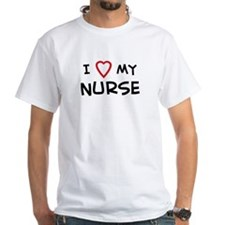 I Love Nurse Shirt