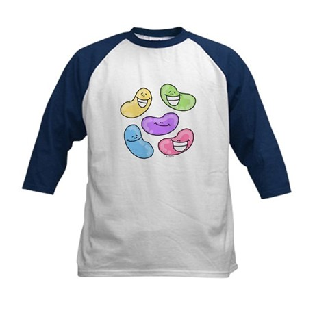 Jelly Beans Kids Baseball Jersey