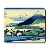 Classic Japanese Art Mousepad