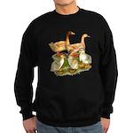 Buff Duck Family Sweatshirt (dark)