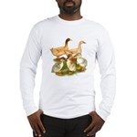 Buff Duck Family Long Sleeve T-Shirt