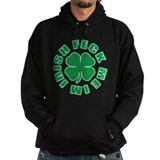 Feck Me Im Irish Hoody