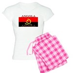 Angola Angolan Flag Women's Light Pajamas