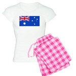Australia Blank Flag Women's Light Pajamas