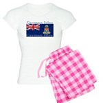 Cayman Islands Women's Light Pajamas