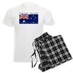 Cocos Islands Men's Light Pajamas