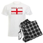 England English St George Fla Men's Light Pajamas