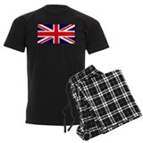 British Union Jack Flag pajamas