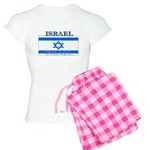 Israel Israeli Flag Women's Light Pajamas