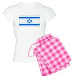 Israel Jewish Flag Women's Light Pajamas