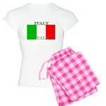 Italy Italian Flag Women's Light Pajamas