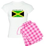 Jamaica Jamaican Flag Women's Light Pajamas