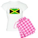Jamaica Jamaican Flag Women's Light Pajamas