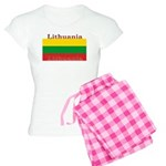 Lithuania Lithuanian Flag Women's Light Pajamas