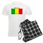 Mali Malian Flag Men's Light Pajamas