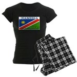Namibia Women's Dark Pajamas