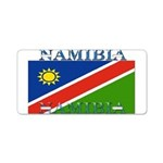 Namibia Aluminum License Plate