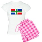 'Groningen Gronings Blank Fla Women's Light Pajama