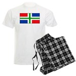 'Groningen Gronings Blank Fla Men's Light Pajamas