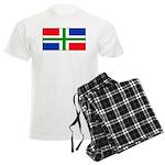 'Groningen Gronings Blank Fla Men's Light Pajamas