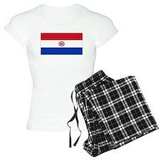 Paraguay Flag pajamas