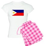 Filipino Pilipinas Blank Flag Women's Light Pajama