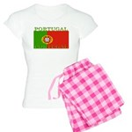 Portugal Portuguese Flag Women's Light Pajamas
