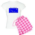 Alaska State Flag Women's Light Pajamas