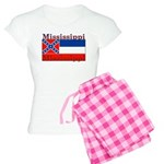 Mississippi State Flag Women's Light Pajamas