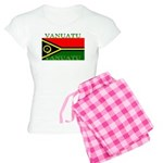 Vanuatu Vanuatuan Flag Women's Light Pajamas