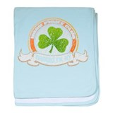 Irish Fight Club Brooklyn NY baby blanket