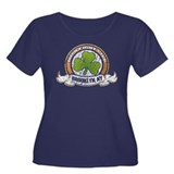 Irish Fight Club Brooklyn NY Women's Plus Size Sco
