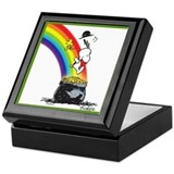 Pot O' Gold Keepsake Box