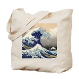 Classic Japanese Art Tote Bag