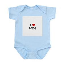 I * Lena Infant Creeper