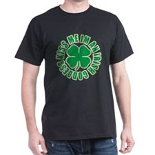 Kiss Me Im An Irish Goddess T-Shirt