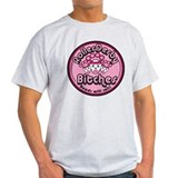 Roller Derby Bitches T-Shirt