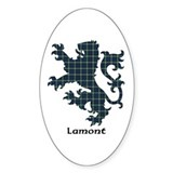 Lion - Lamont Decal