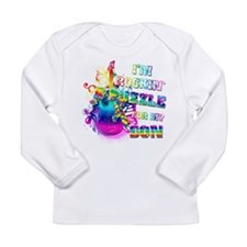 I'm Rockin' A Puzzle for my Son Long Sleeve Infant