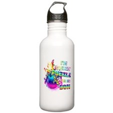 I'm Rockin' A Puzzle for my Son Water Bottle