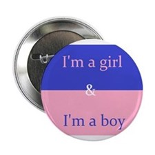 "Cute Lgbtq 2.25"" Button"